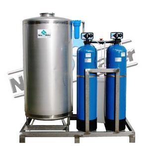 Filtri a carbone attivo  New Water Srl - Impianti trattamento acque