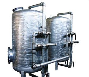Filtri a carbone attivo new water srl impianti for Idrociclone per sabbia usato